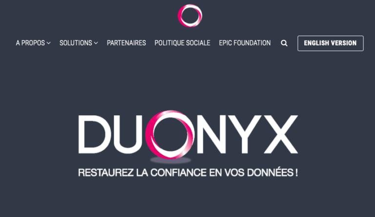 TGW Digital Développement d'application - Duonyx