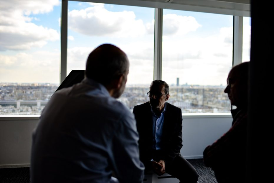 TGW Digital Développement d'application - Réunion partage